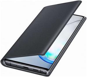 Samsung flipové puzdro pre Galaxy Note 10, čierne