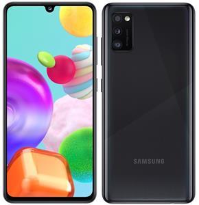 Samsung Galaxy A41, 64GB, Dual SIM, čierny
