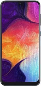 Samsung Galaxy A50, 128GB, Dual SIM, čierny