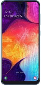 Samsung Galaxy A50, 128GB, Dual SIM, modrý