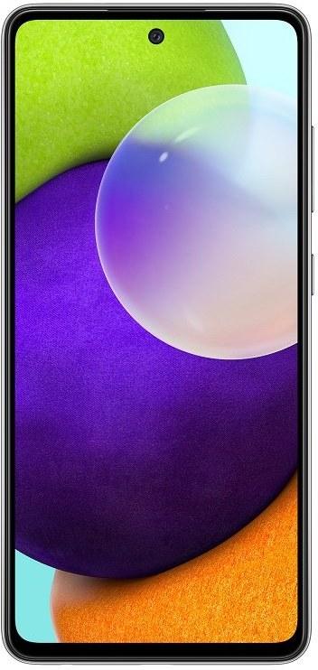 Samsung Galaxy A52, 128 GB, Dual SIM, čierny