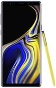 Samsung Galaxy Note 9, 512GB, Dual SIM, modrý