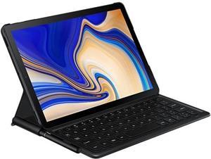"""Samsung Galaxy TAB S4, 10,5"""", púzdro s klávesnicou, čierne"""