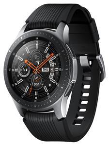 Samsung Galaxy Watch R800, inteligentné hodinky, 46 mm, strieborné