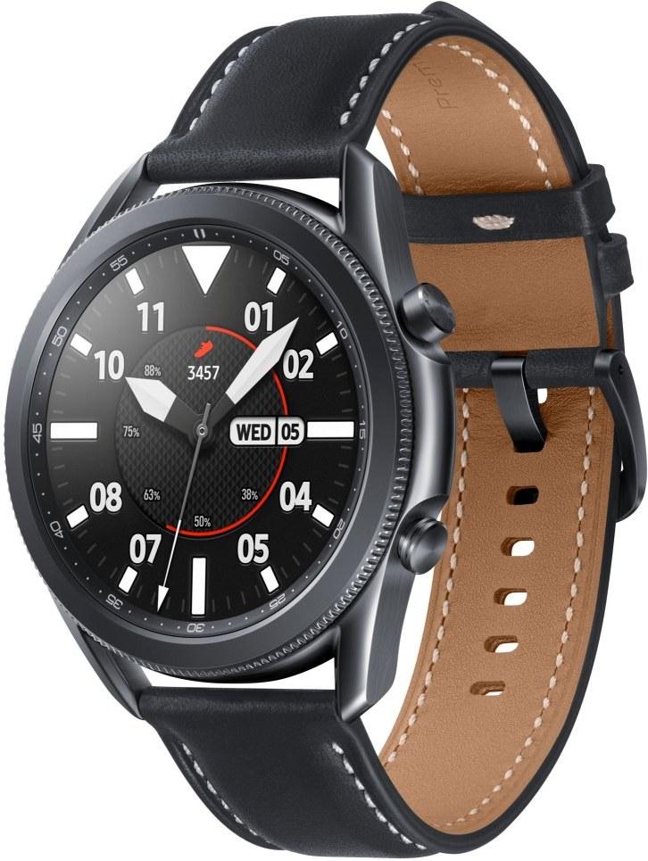 Samsung Galaxy Watch3 45 mm, čierne