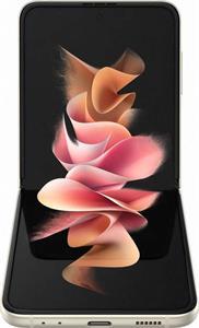 Samsung Galaxy Z Flip 3 5G, 128GB, krémový