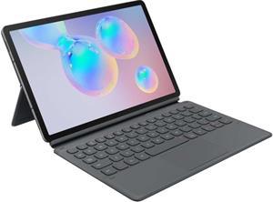 Samsung Ochranný kryt s klávesnicou pre Galaxy Tab S6 , sivý
