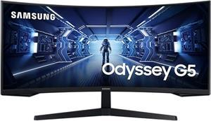 """Samsung Odyssey G5, 34"""", zakrivený"""