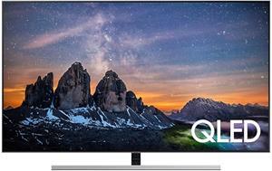 "Samsung QE55Q80R, 55"", 4K, QLED, HDR 10+"