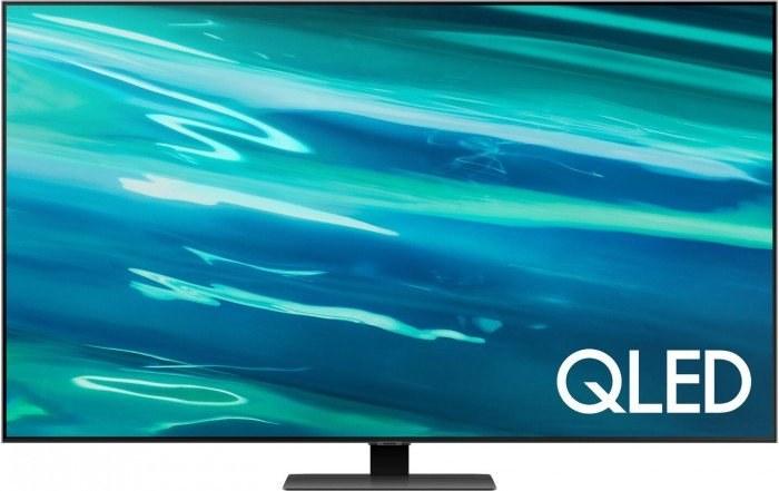 "Samsung QLED TV 55"" QE55Q80A (138cm), 4K"