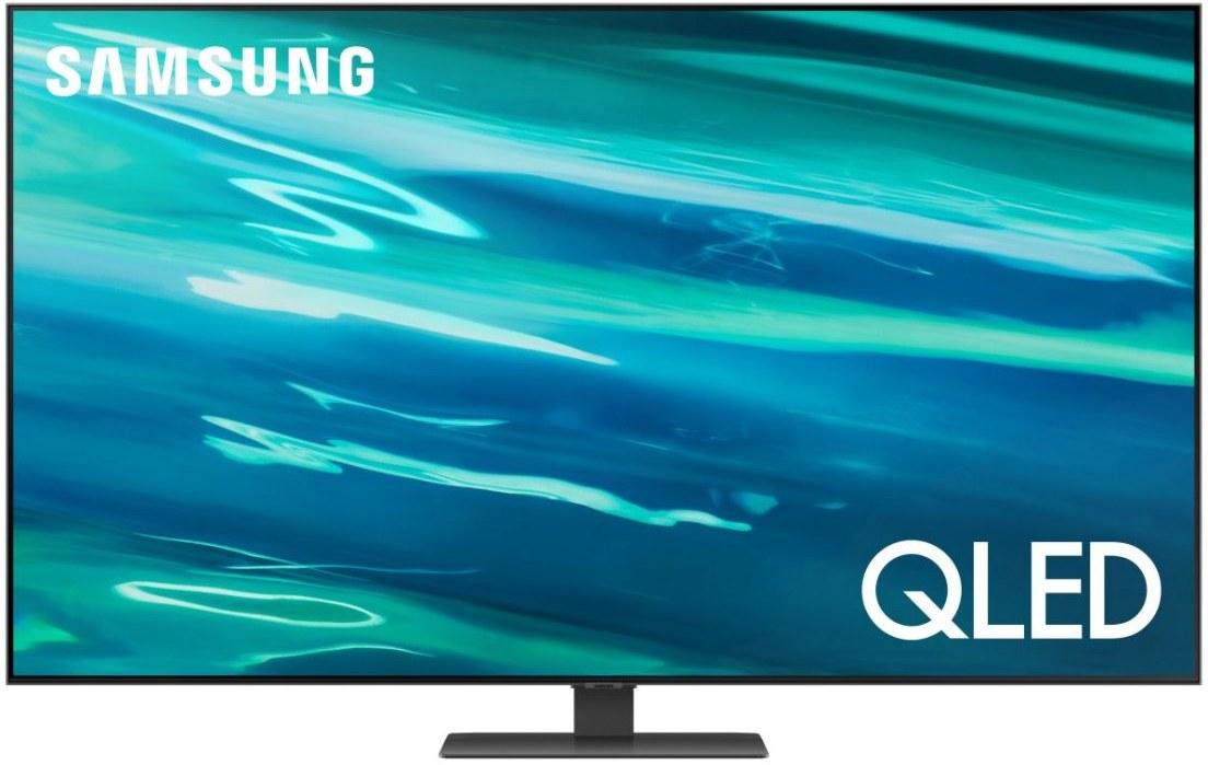 "Samsung QLED TV 65"" QE65Q80A (163cm), 4K"
