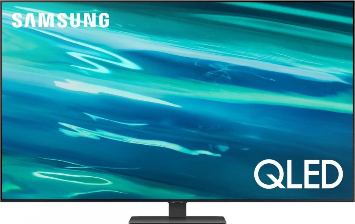 "Samsung QLED TV 75"" QE75Q80A (189cm), 4K"