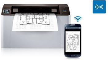 Samsung SL-M2026W, wifi, NFC