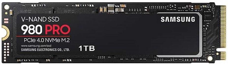 Samsung SSD 980 PRO 1TB M.2 PCIe