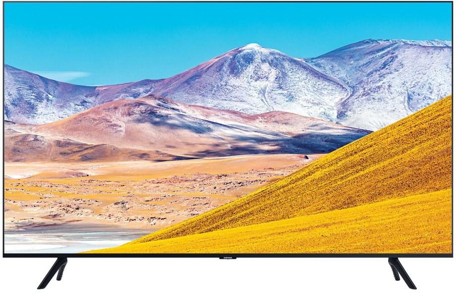"""Samsung UE43TU8072 Crystal UHD TV, 43"""""""