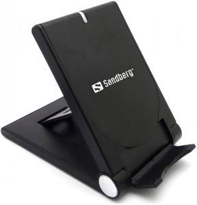 Sandberg bezdrátová nabíječka Qi, stojánek, Wireless Charger FoldStand 5W