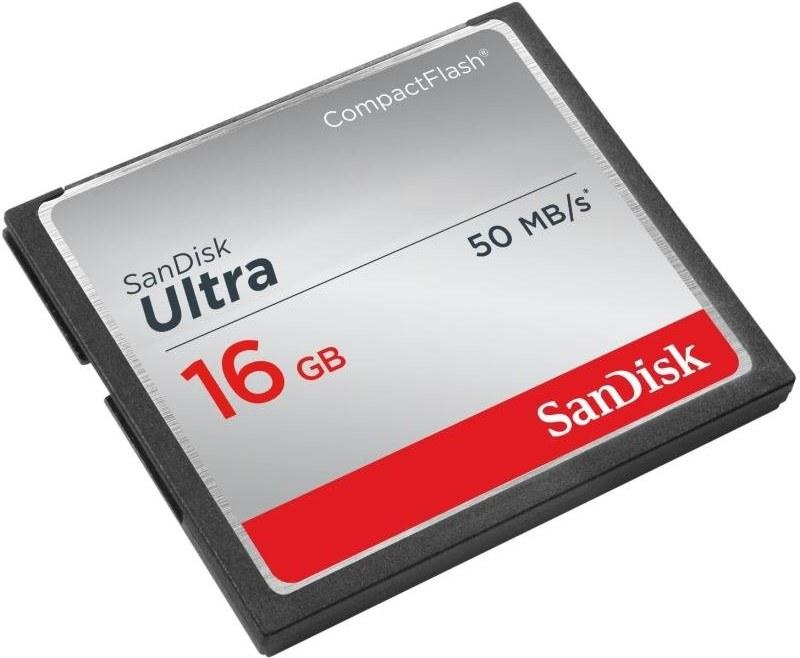 SanDisk Ultra CF 16GB