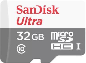 SanDisk Ultra microSDHC 32 GB 100 MB/s Class 10 UHS-I, pamäťová karta