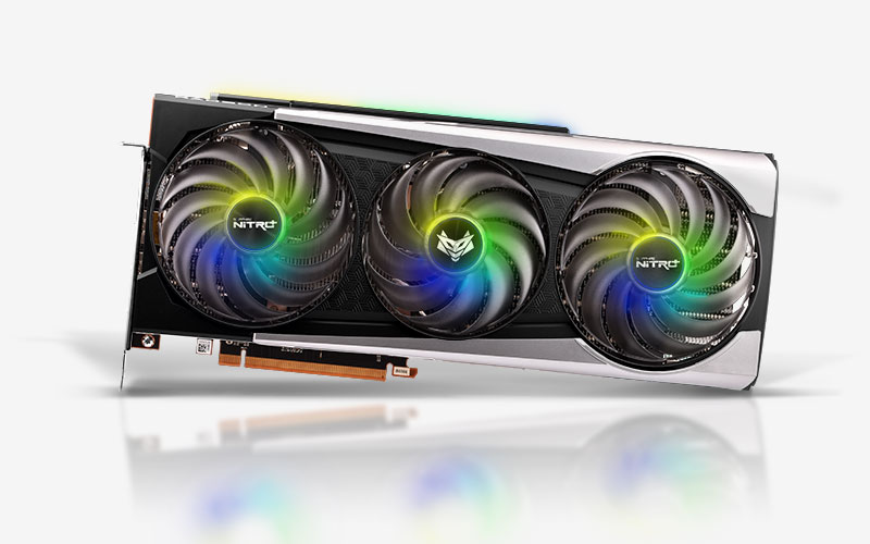 Sapphire NITRO+ Radeon RX 6800 XT OC SE