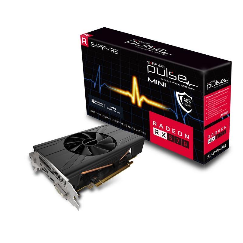 Sapphire Pulse Radeon RX 570 4 GB