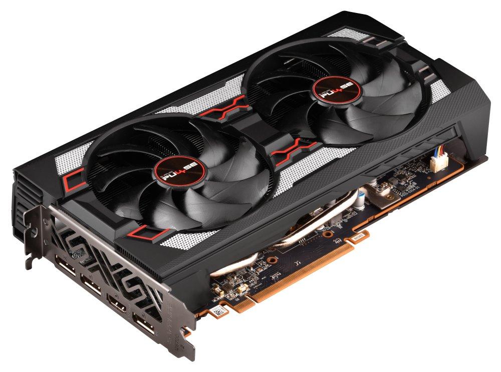 SAPPHIRE RADEON PULSE RX 5700 8G OC / 8GB GDDR6 / PCI-E / 1x HDMI / 3x DP