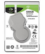 "Seagate BarraCuda 2.5"" HDD 500GB, 5400RPM, 128MB cache"