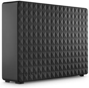 Seagate Expansion Desktop 4TB, čierny