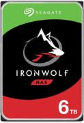 "Seagate IronWolf (NAS) 3,5"" HDD 6TB, 7200RPM, 256MB cache"