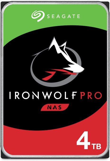 """Seagate IronWolf Pro (NAS) 3,5"""" HDD 10TB 7200RPM, 256MB cache"""