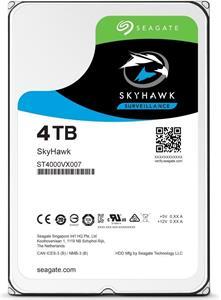 Seagate SkyHawk HDD 4TB, 5900RPM, 64MB cache