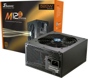 Seasonic M12II-EVO520 520W 80 Plus Bronze