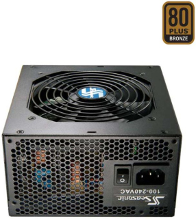 Seasonic S12II-620 620W 80 Plus Bronze