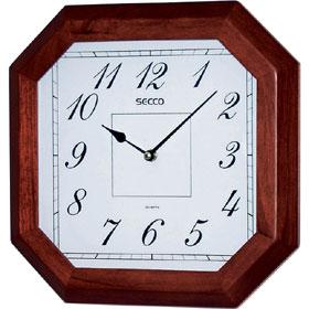 SECCO S 54-704 nástenné hodinky