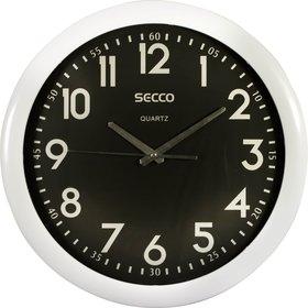 SECCO S TS6007-71 nástenné hodinky