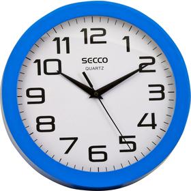 SECCO S TS6018-27 (508) nástenné hodiny
