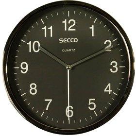 SECCO S TS6050-51 nástenné hodinky