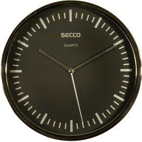 SECCO S TS6050-53 nástenné hodinky