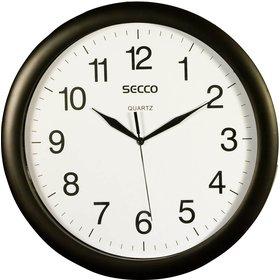 SECCO S TS8002-17 nástenné hodinky