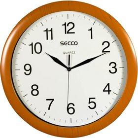 SECCO S TS8002-97 nástenné hodinky