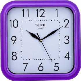 SECCO S TS9032-67 (508) nástenné hodiny