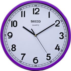 SECCO S TS9108-67 (508) nástenné hodiny