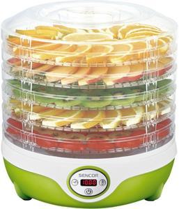 Sencor SFD 851GR, sušička ovocia, zelená