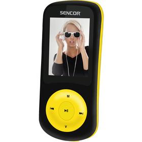 Sencor SFP 5870 BYL, 8GB MP3/MP4 prehrávač