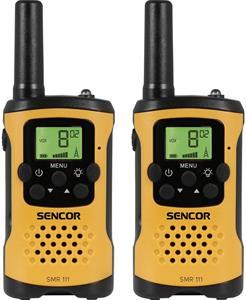 Sencor SMR 111 TWIN, vysielačky