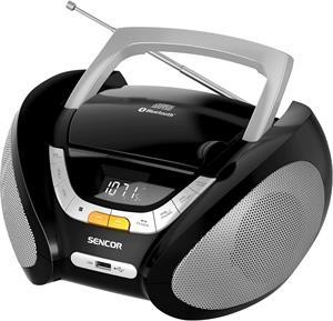 Sencor SPT 2320, rádio sCD/MP3/USB/BT