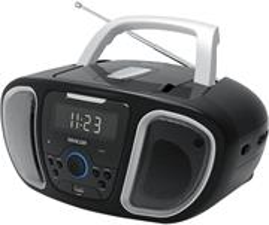 Sencor SPT 3800, rádio sCD/USB/MP3/BT