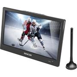Sencor SPV 7012T, Prenosný 10'' LCD televízor, DVB-T2
