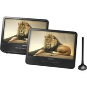 SENCOR SPV 7972TD 23cm DVD+DVB-T
