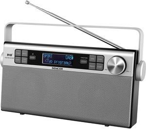 SENCOR SRD 6600, DAB+, DAB, FM prenosné rádio