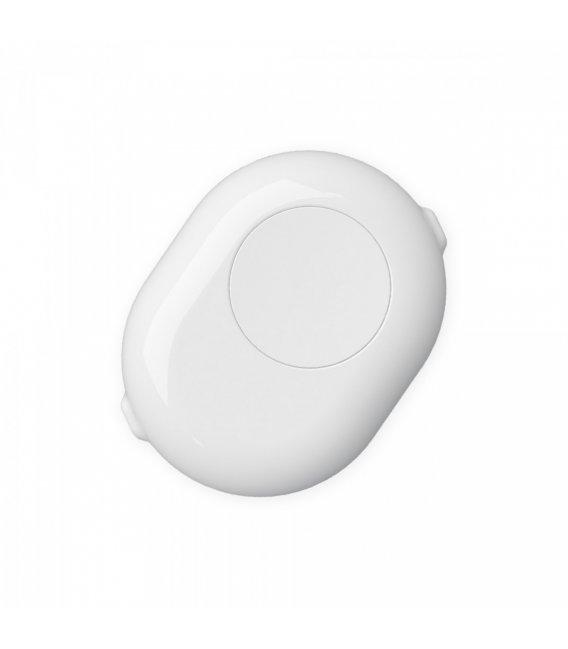 Shelly Button - kryt s tlačidlom pre Shelly 1 alebo Shelly 1PM - Biele